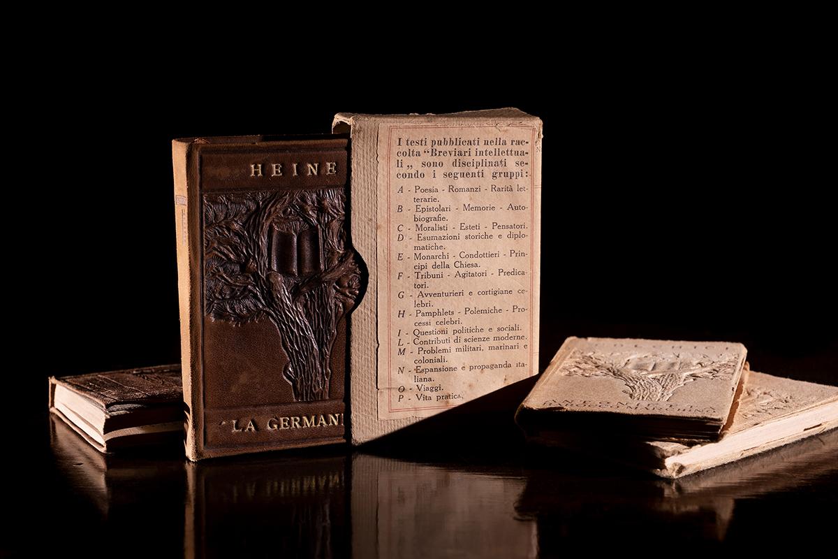 """I Breviari Intellettuali: """"una bibliotechina nello zaino"""""""